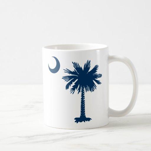 SC Palmetto & Crescent Mugs