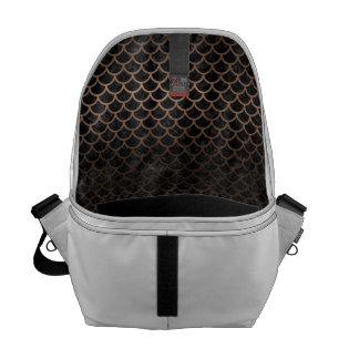 SCA1 BK-MRBL BZ-MTL COURIER BAG