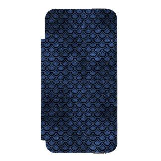 SCA2 BK-MRBL BL-STONE (R) INCIPIO WATSON™ iPhone 5 WALLET CASE