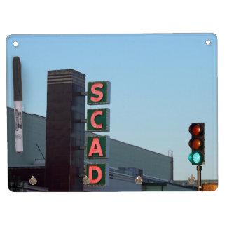 SCAD Dry-Erase WHITEBOARDS
