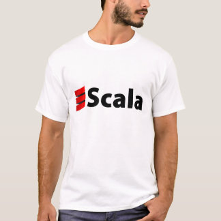 Scala Shirt, Black Logo T-Shirt