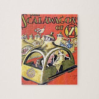Scalawagons Of Oz Puzzle