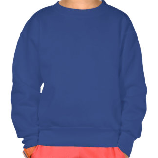 Scale Of Justice Pullover Sweatshirts