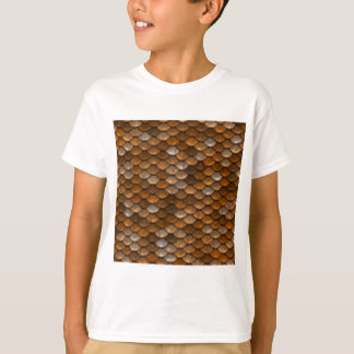 Scale Pattern T-Shirt