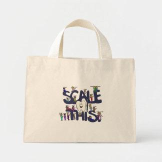 Scale-This-Bag Mini Tote Bag