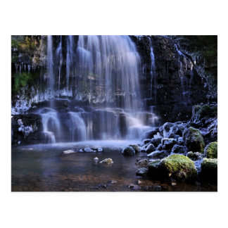 Scaleber Force, The Yorkshire Dales post card