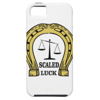 scaled luck of shoe case for the iPhone 5