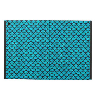 SCALES1 BLACK MARBLE & TURQUOISE MARBLE (R) CASE FOR iPad AIR