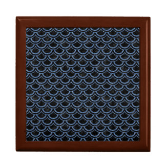 SCALES2 BLACK MARBLE & BLUE DENIM GIFT BOX