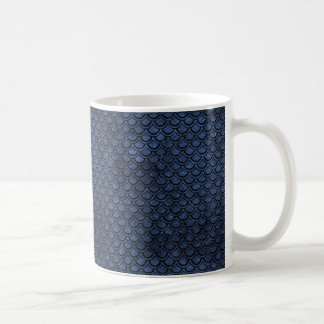 SCALES2 BLACK MARBLE & BLUE STONE (R) COFFEE MUG