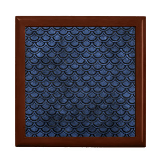 SCALES2 BLACK MARBLE & BLUE STONE (R) GIFT BOX