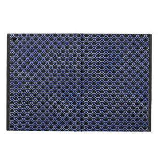 SCALES2 BLACK MARBLE & BLUE WATERCOLOR COVER FOR iPad AIR