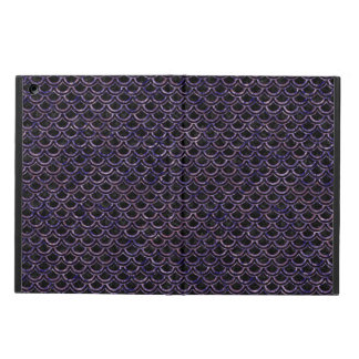 SCALES2 BLACK MARBLE & PURPLE MARBLE COVER FOR iPad AIR