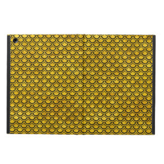 SCALES2 BLACK MARBLE & YELLOW MARBLE (R) CASE FOR iPad AIR