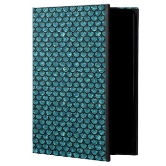 SCALES3 BLACK MARBLE & BLUE-GREEN WATER (R) POWIS iPad AIR 2 CASE