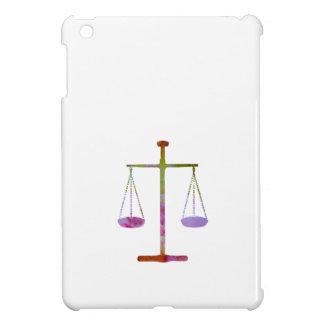 Scales of justice iPad mini cover