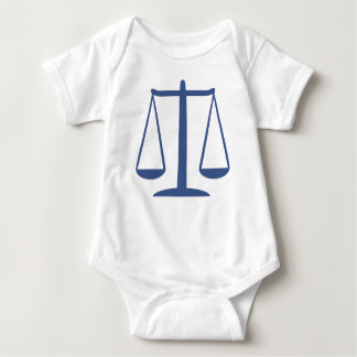 Scales of Justice T Shirt