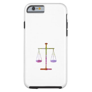 Scales of justice tough iPhone 6 case