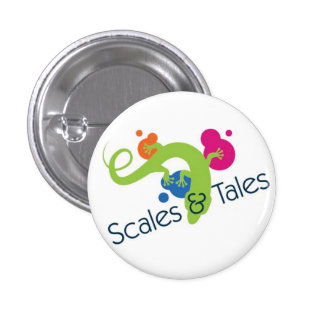 Scales & Tales Badge x Button