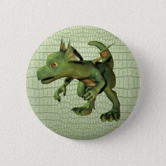 Scaley Dragon  Button