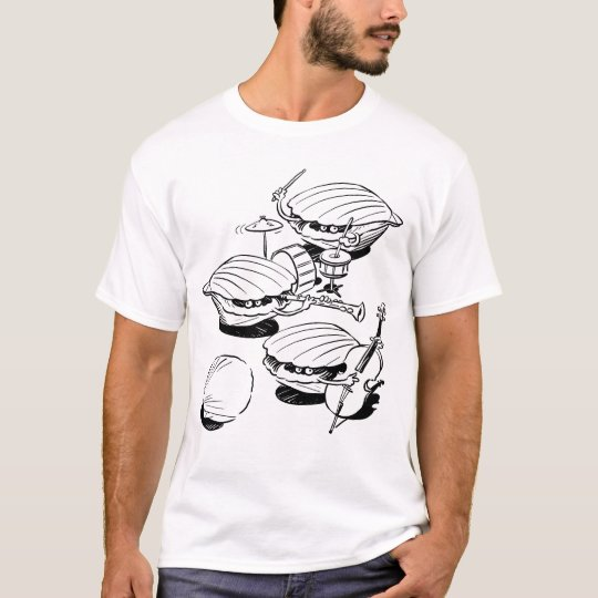 Scallop Band T-Shirt