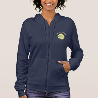 Scallop Shell Beach Comber Hoodie