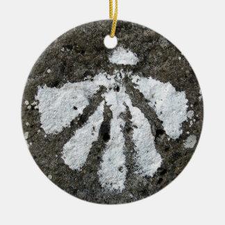 Scallop Shell Ornament