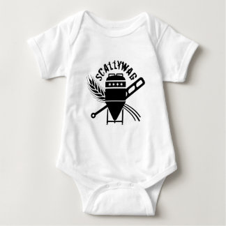 Scallywag Brewing Baby Bodysuit