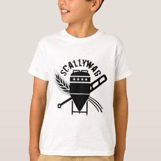 Scallywag Brewing Logo Front T-Shirt