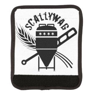 Scallywag Brewing Logo Swag Luggage Handle Wrap