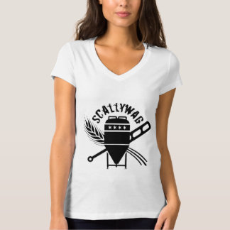Scallywag Brewing Logo Swag T-Shirt