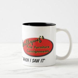 """""""Scallywag"""" Coffee Mug"""