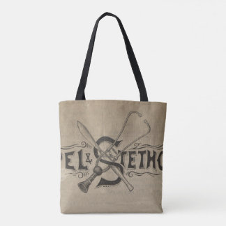 Scalpel & Stethoscope Tote Bag