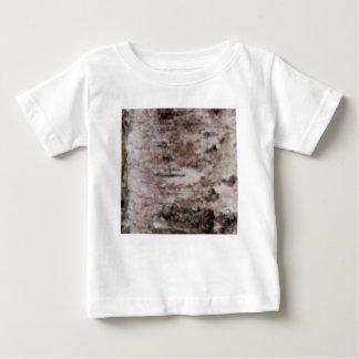 scaly white bark art baby T-Shirt