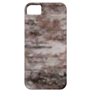 scaly white bark art iPhone 5 cases