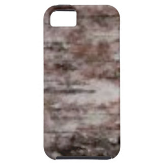 scaly white bark art iPhone 5 cover