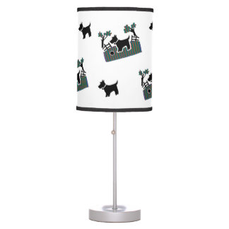 Scamp The Scottie Dog Table Lamp
