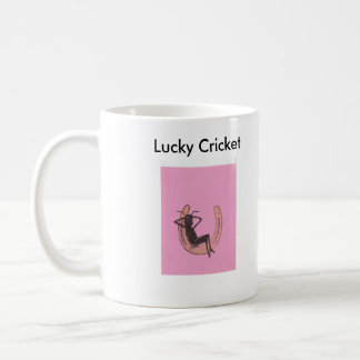 scan0001, scan0005, Crickets bring good luck!, ... Coffee Mug