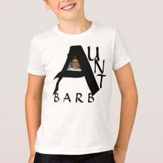scan0003, A, U, N, T, B A R B T-Shirt