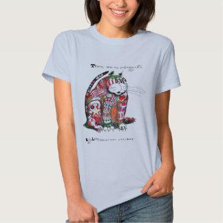 scan0053NO ORDINARY CATS Tee Shirts