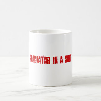 Scandal TV Show Gladiator in a Suit Coffee Mug