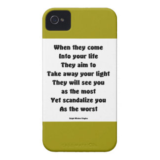 Scandalize you as the worst iPhone 4 Case-Mate case