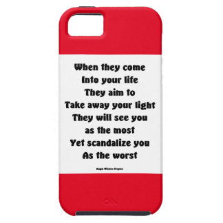 Scandalize you as the worst case for the iPhone 5