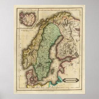 Scandinavia 3 poster