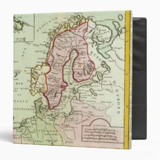 Scandinavia, Sweden, Denmark Vinyl Binders