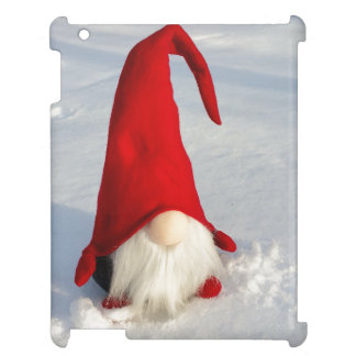 Scandinavian Christmas Gnome Case For The iPad 2 3 4