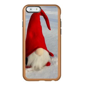 Scandinavian Christmas Gnome Incipio Feather® Shine iPhone 6 Case