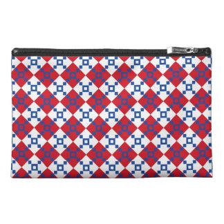 Scandinavian Christmas Pattern Travel Accessory Bag