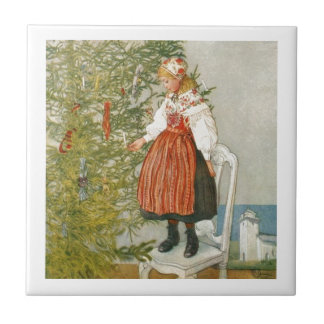 Scandinavian Christmas Tile