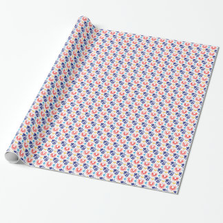 Scandinavian Ditsy Wrapping Paper